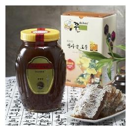 (현대Hmall)[지리산뱀사골토종꿀] 아카시아꿀 프리미엄 (병) 2.4kg