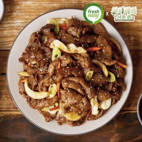 프레시지 기사식당 돼지불고기 2인분(정상가9,900원)