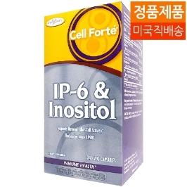 [해외배송] 엔지매틱 테라피 IP-6 이노시톨 800mg/220mg 240베지캡