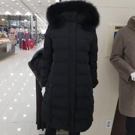 [모다아울렛] 벨라디터치 구스 퍼 롱패딩