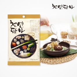 [천연담아]9가지재료 명품자연조미료(6gx8ea)