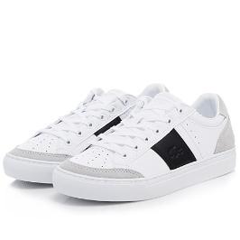 [라코스테] [슈즈코치] 라코스테 운동화 코트라인 319 1 (738CMA0074147) 스니커즈 신발
