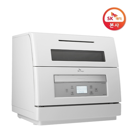 DWA1812 전용세제 증정 SK매직 자동 문열림 식기세척기_SH