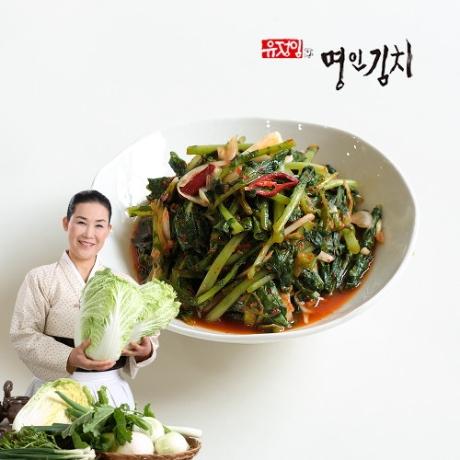 AK몰_[식품명인 유정임] 명인 열무김치3kg