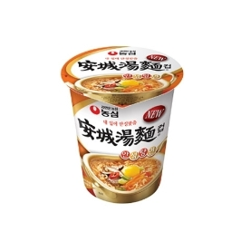 [게릴라특가] 농심 안성탕면 소컵 66g 12컵