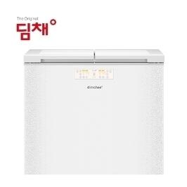 [딤채] [쿠폰+카드 589,600원] 공식인증점 딤채 뚜껑형 김치냉장고 EDL20BFWTWS 200L 전국무료배송설치