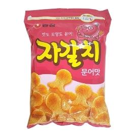[농심] 농심 자갈치 286g(지퍼/대) 8봉