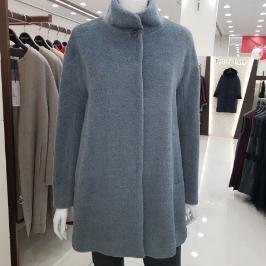 [모다아울렛] 벨라디터치 수리알파카 코트