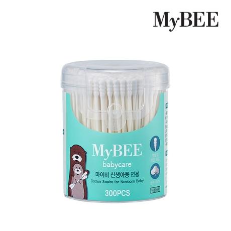 마이비 신생아용 면봉(300P)
