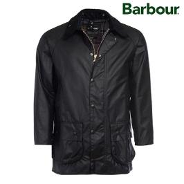 [바버] 19FW 바버 뷰포트 왁스 자켓 세이지/블랙 BEAUFORT Wax Jacket Sage/Black