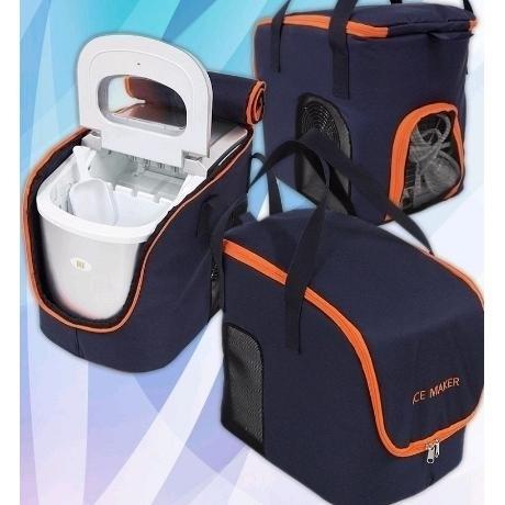 HSI-012KB 한솔일렉트로닉스 미니제빙기가방 아이스메이커휴대용가방