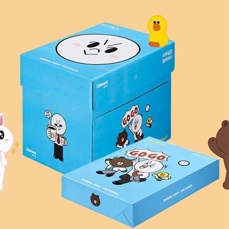 [선착순특급할인] 한솔 A4용지 복사용지 80g 5000매 (2BOX)