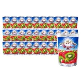 [원더배송] 농심 카프리썬 딸기와 키위 200mlX10