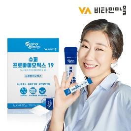 퍼펙트바이오틱스 슈퍼 프로바이오틱스 19 (30포 x 6박스) 총 6개월분