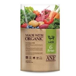 [원더배송] ANF 유기농 6FREE 양고기 6KG