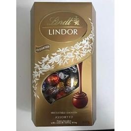 [Lindt]LINDORAssorted(린도르 어쏘티드)-4flavours/린도르4가지맛/밀크,헤이즐럿,화이트,다크/600g