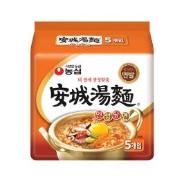 [원더배송] 농심 안성탕면 125g 10봉