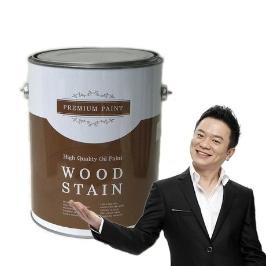 [1300K] [익스트리모] MY칼라 방부목 데크오일 우드스테인 4L 나무페인트