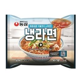 [랭킹특가] 농심 냉라면 164g 32봉