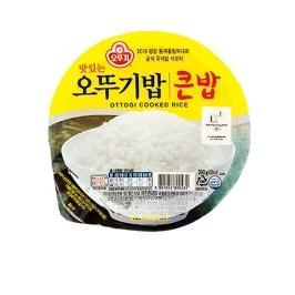 [오뚜기] 오뚜기밥 큰밥 300g X 18개