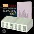 [유니더스] 슬림제로001 초박형 100P