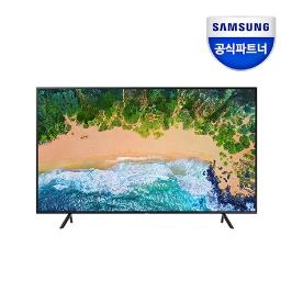 [디지털위크] [포토상품평2만] 인증점 삼성 138cm(55) UHD TV UN55NU7050FXKR