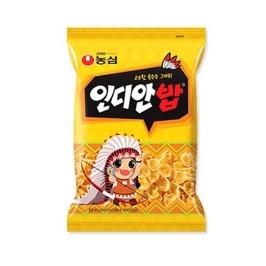 [농심] 농심 인디안밥 83g 10봉