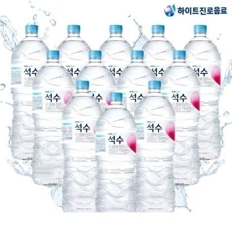 [석수] 진로 석수 생수 2L x 12펫