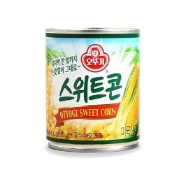 [싸고빠르다] 오뚜기 스위트콘 198G 1개 (유통기한 21년 8월 9일)