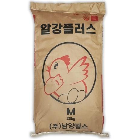 한일 알강플러스25kg  닭사료 산란사료 닭먹이 닭모이