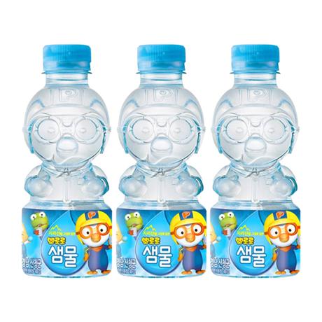 (40개) 뽀로로 샘물 250mlx20pet/ 2 BOX