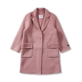 [모다아울렛] 레노마키즈 여아핸드메이드 핑크 코트 (R1841C009_10)