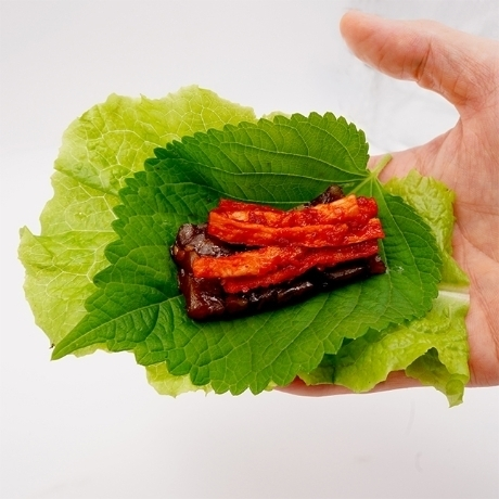 [김서방껍데기형제들] 돼지 껍데기 편육 매운바베큐맛 200g