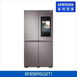 (현대Hmall)삼성 패밀리허브 양문형 냉장고 [RF85R95G2T1] 859L
