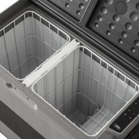 [알피쿨]2020년 최신제품 /차량가정용/ Alpicool 알피쿨 T모델 50L APP연동 듀얼기능 캠핑 이동식냉장고 관세포함 독일콤프