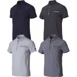 [밀레] [밀레] 남성 노바 카라 티셔츠 MXMUT111