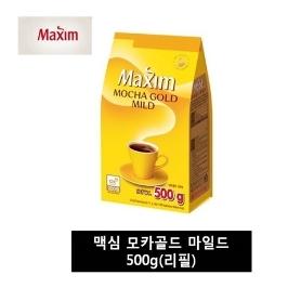 [맥심] 맥심 모카골드 마일드 500g(리필)