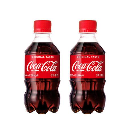 코카콜라 300ml 페트 X 24입