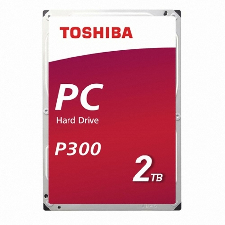 [디지털위크] Toshiba 2TB P300 HDWD120 (SATA3/7200/64M) -JM