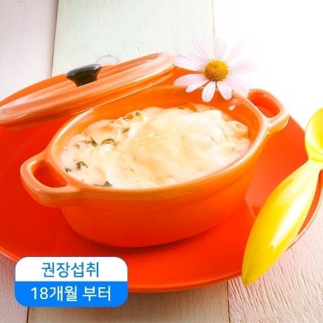 [아이반찬]닭고기치즈그라탕