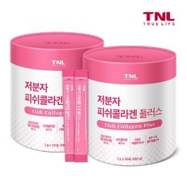 TNL 저분자 피쉬콜라겐 플러스 90포 x 2개