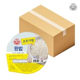 [오뚜기] 맛잇는 오뚜기밥 210g X 24개/즉석밥/햇반