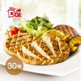 [늘필요특가] 뉴닭 닭가슴살 스테이크 오리지날 30팩