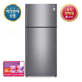 [디지털위크] ★ [공식인증점] LG인증점 일반 냉장고 B477SM 480L