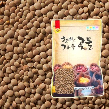 슈퍼푸드 렌틸콩 500g