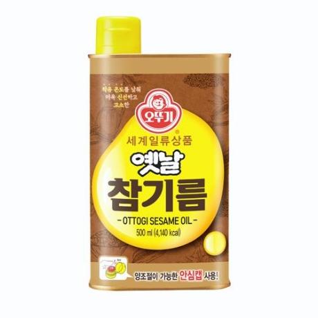 [오뚜기]옛날 참기름 500ml