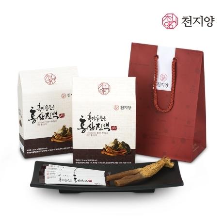 천지양 흑마늘품은 홍삼진액스틱 30포