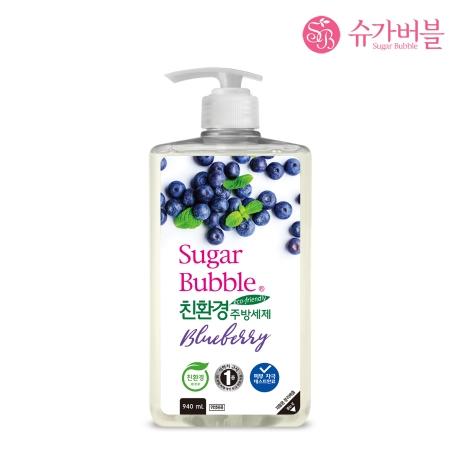 [슈가버블] 블루베리 주방세제 940mL [500개 한정]
