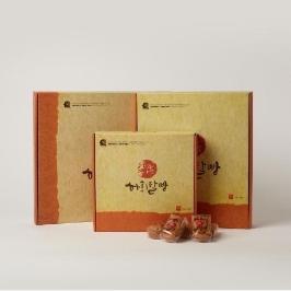 [류충현약용버섯] [건가장] 상황버섯액기스를 넣은 안동하회탈빵 20개입 간식