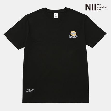 [카카오] 남여공용  SUMMER 라운드티셔츠 (NNUARWM62R1)